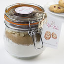 White Chocolate and Cranberry Cookie Mix