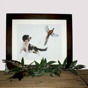 Spaniel Print - art & pictures