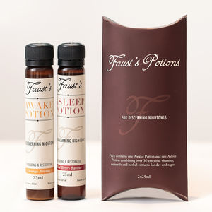 Five Awake And Asleep Recovery Packs - wedding favours