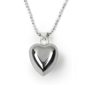 Chiming Heart Necklace - women's jewellery