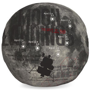 Moon Landings Cushion