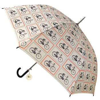 Vintage Bicycle Umbrella