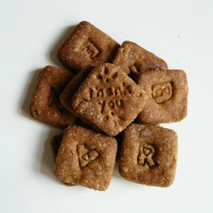 Anya's Peanut Butter Crunchies Dog Treats