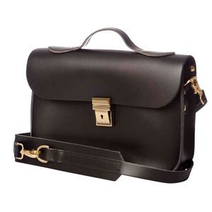 Black Three In One Rucksack, Briefcase And Satchel - view all sale items
