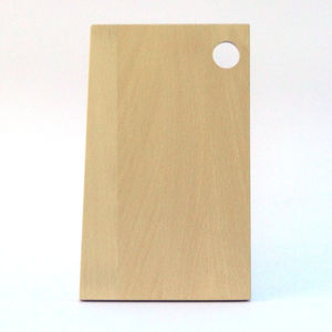 Beech Wood Serving Board - cheese boards & knives