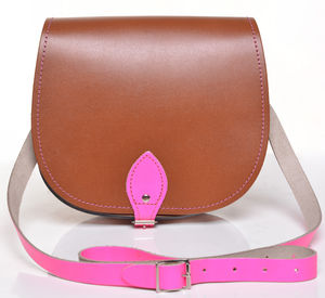 Neon Flash Saddlebag - women's accessories