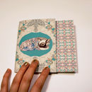 Set Of Two Mini Notebooks