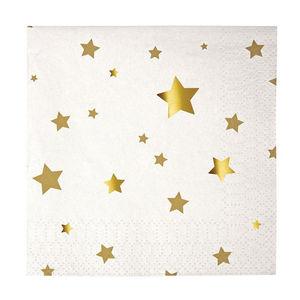 Gold Star Paper Napkins - home sale