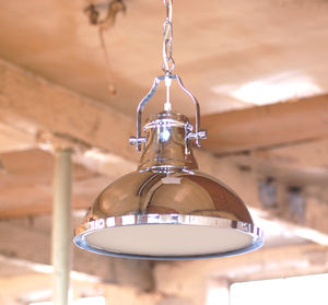 Warehouse Industrial Ceiling Pendant Light - statement lighting