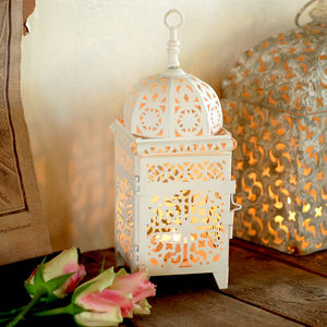 Moroccan Lantern Tea Light Holder - home sale