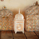 Moroccan Lantern Tea Light Holder