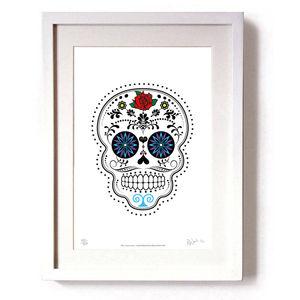 'Day Of The Dead Día De Muertos' Limited Edition Print
