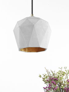 Concrete Lamp Handcrafted Pendent Light T3 - ceiling lights