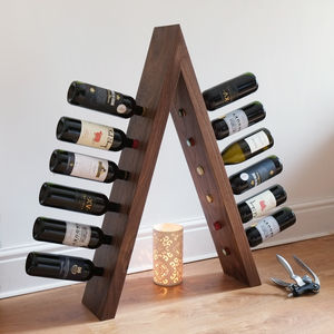 Wine Ladder - kitchen