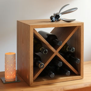 Wine Cube - kitchen