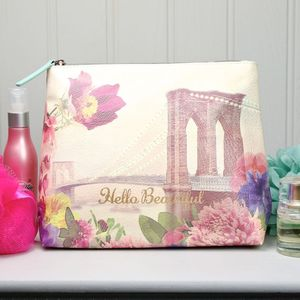 Rendezvous Wash Bag - home