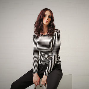 Robyn Long Sleeved Top - tops & t-shirts