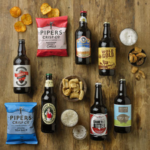 Yorkshire Beer Taste Box - gifts for foodies