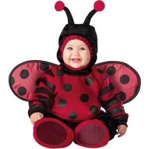 Baby's Ladybird Dress Up Costume