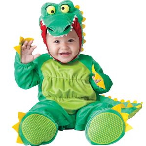 Baby's Alligator Dress Up Costume - pretend play & dressing up