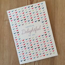 'Something Delightful' Gift Tag