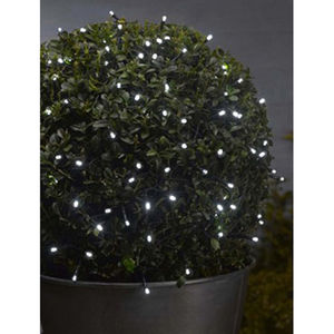 200 LED Battery White String Lights