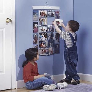 Hanging Photo Gallery Saver Pack Of Ten For 40 Photos - photography & portraits for children