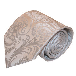 Classic Paisley Tie - groomed to perfection