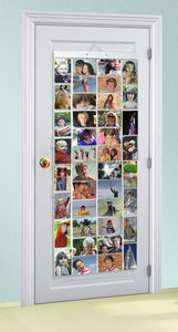 Hanging Photo Gallery Saver Pack Of Five For 80 Photos - baby's room