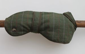One For The Girls! Tweed Whippet Coat