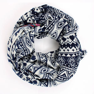 Bohemian Tiger Scarf - women's accessories