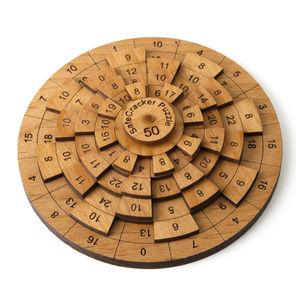 Safecracker 50 Wooden Puzzle
