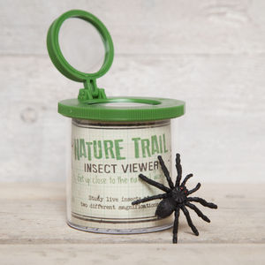 Bug Insect Viewer With Magnifier - outdoor toys & games