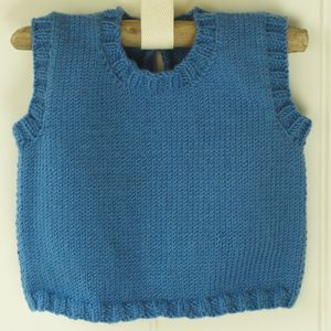 Hand Knitted Woollen Jumper - clothing