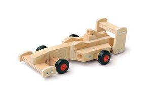 Build Your Own Racing Car Kit - traditional toys & games
