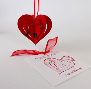Pop Up Plant A Heart - cards & wrap