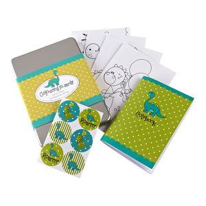 Dinosuar Colouring Gift Set - view all sale items