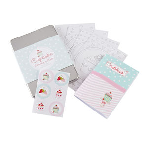 Cupcake Colouring Gift Set - view all sale items