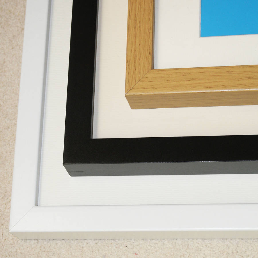Wooden Frames For Art Prints