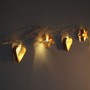 fairy lights & string lights notonthehighstreet.com