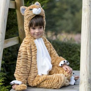 Children's Tabby Cat Dress Up Costume