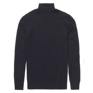 Polo Neck Sweater - men's fashion