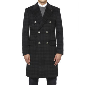 Barnsbury Overcoat - coats & jackets