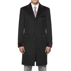 Cloudesley Overcoat - coats & jackets
