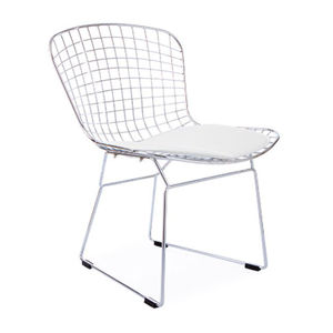 'Chair, Black Or Metal Dining Chair