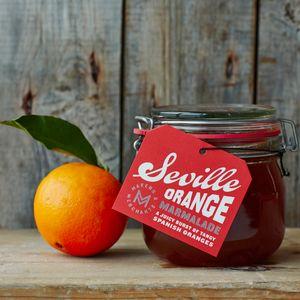 Seville Orange Marmalade - food gifts