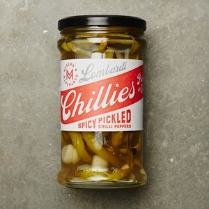 Pickled Chillies - savouries
