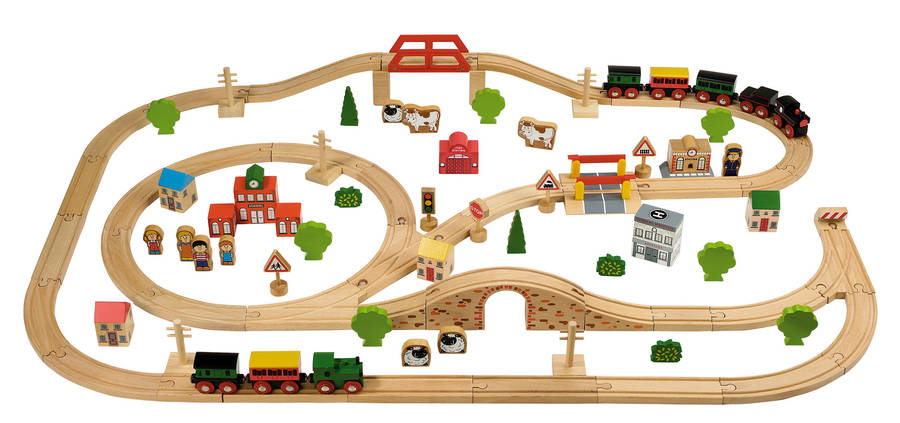 Train Sets And Accessories By Oskar Amp Catie