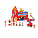 Fire Station Train Accessories  Set