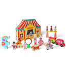 Circus Train Accessories Set